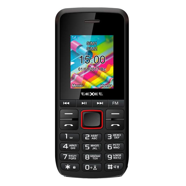 Мобильный телефон teXet — TM-203