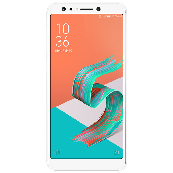 Смартфон ASUS ZenFone 5 Lite ZC600KL 64Gb White (5B025RU) смартфон asus zenfone 3 zoom 64gb ze553kl серебристый