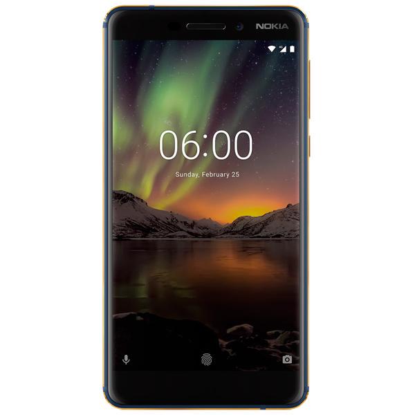 Смартфон Nokia 6.1 Blue (TA-1043)