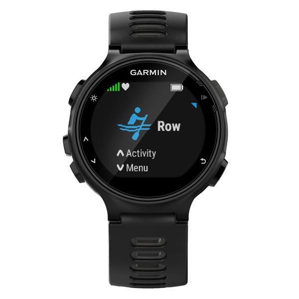 Спортивные часы Garmin Forerunner 735XT HRM-Run Black/Grey(010-01614-15) garmin forerunner 910xt hrm garmin