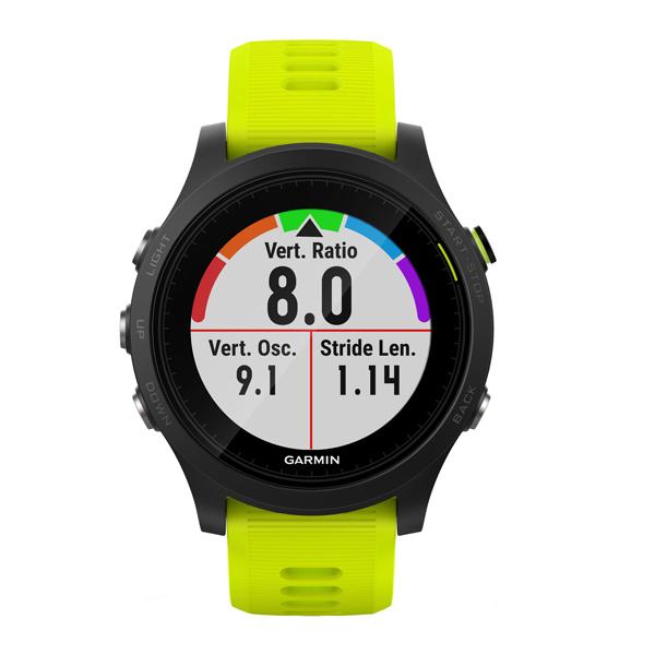 Спортивные часы Garmin Forerunner 935 Tri-Bundle Bl/Green (010-01746-06) часы garmin forerunner 935