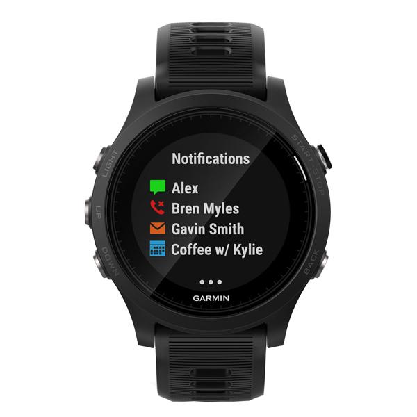Спортивные часы Garmin Forerunner 935 Black/Grey (010-01746-04) garmin forerunner 235 black frost blue 010 03717 49