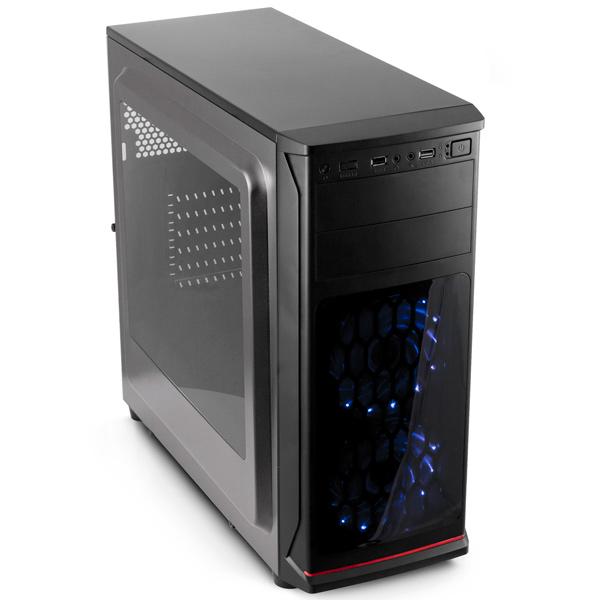 Корпус для компьютера 3Cott G08 Black