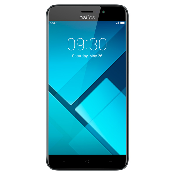 Смартфон TP-Link Neffos C7 Cloudy Grey (TP910A) смартфон tp link neffos c5 max grey