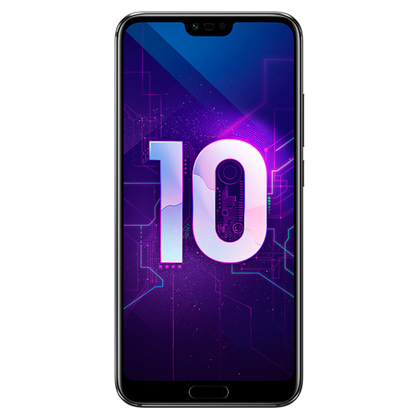 Смартфон Honor 10 64Gb Midnight Black (COL-L29)