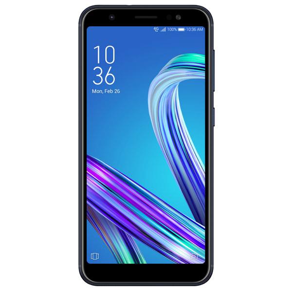 Фото Смартфон ASUS ZenFone Max M1 ZB555KL 16Gb Black (4A042RU) смартфон asus zenfone 4 max zc520kl 16gb