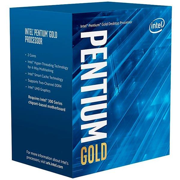 Процессор Intel Pentium Gold G5400 3.7 GHz (BX80684G5400)