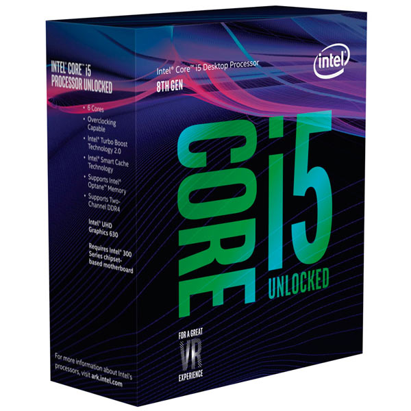 Процессор Intel Core i5-8600K 3.6GHz fm1701 sop20 page 6