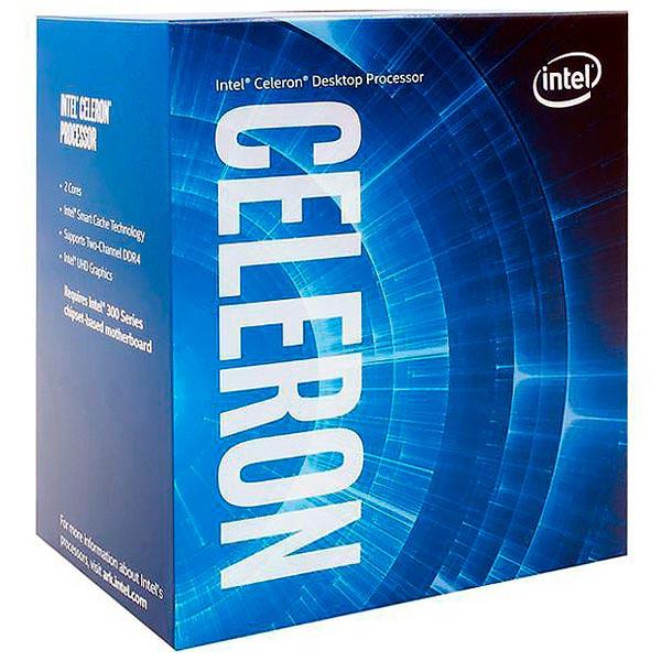 Процессор Intel Celeron G4900 3.1 GHz (BX80684G4900) процессор intel celeron g530 g530 cpu 2 4g