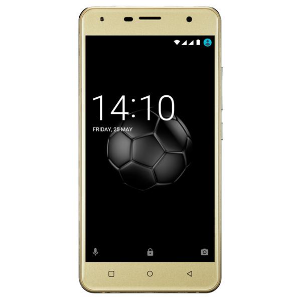 Смартфон Prestigio Muze X5 LTE Gold (PSP5518DUO) планшет prestigio muze 3708 3g pmt3708