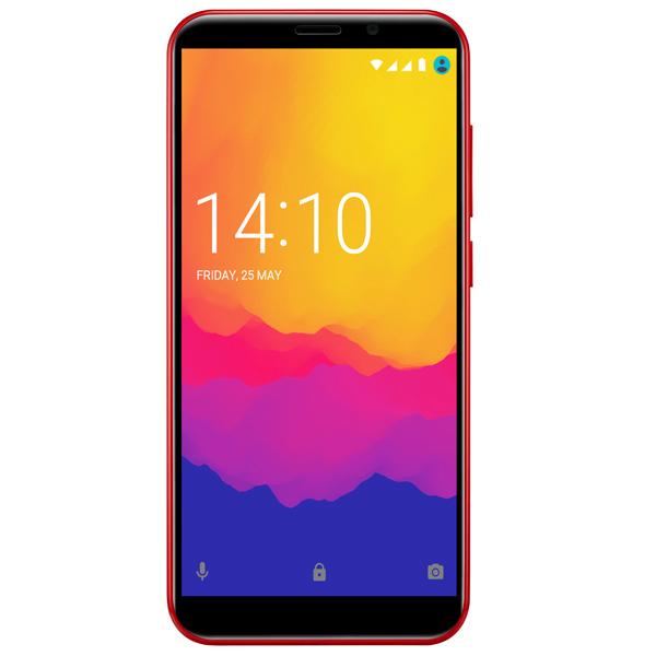 Смартфон Prestigio Wize Q3 Duo Red (PSP3471)