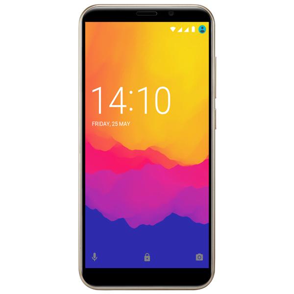 Смартфон Prestigio Wize Q3 Duo Gold (PSP3471)
