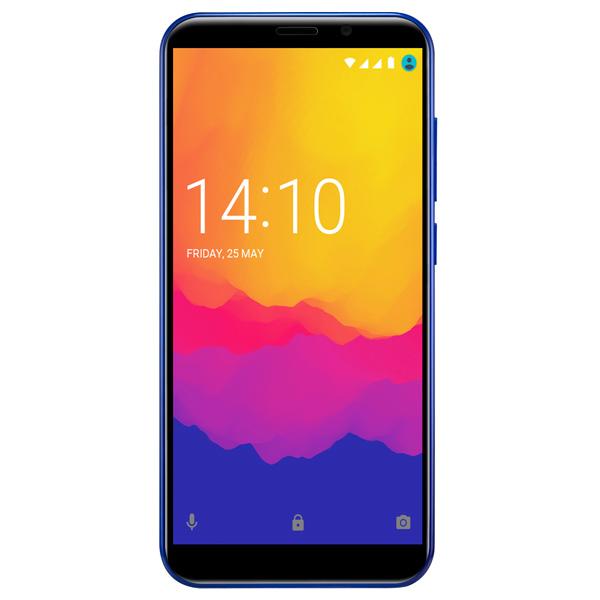 Смартфон Prestigio Wize Q3 Duo Blue (PSP3471)