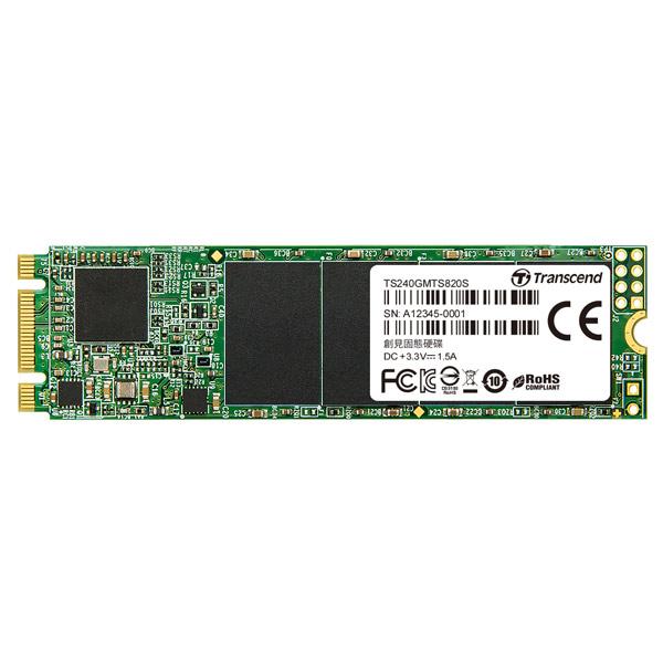Купить Внутренний SSD накопитель Transcend 240GB (TS240GMTS820S) в каталоге интернет магазина М.Видео по выгодной цене с доставкой, отзывы, фотографии - Самара