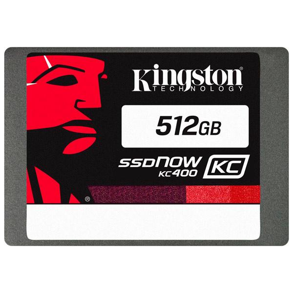Внутренний SSD накопитель Kingston 512GB SKC400S37/512G KC400