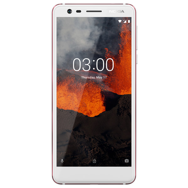 3a6dadd1f45d5 Купить Смартфон Nokia 3.1 White (TA-1063) в каталоге интернет ...