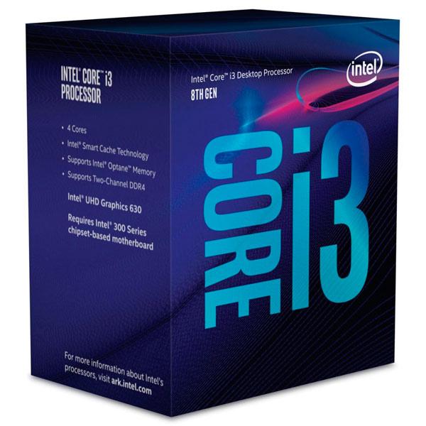 Купить Процессор Intel Core i3-8100 3,60Ghz/6Mb Box (BX80684I38100SR3N5) в каталоге интернет магазина М.Видео по выгодной цене с доставкой, отзывы, фотографии - Москва