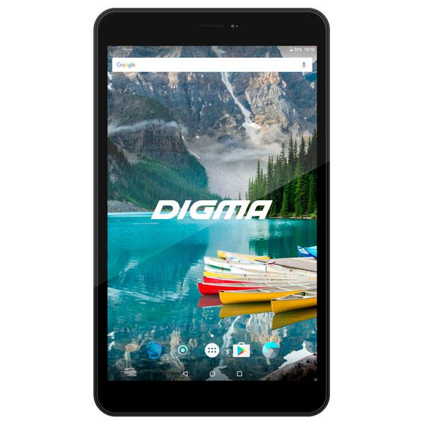 Планшетный компьютер Android Digma Plane 8558 8 16Gb LTE Black linvel lv 8558 11