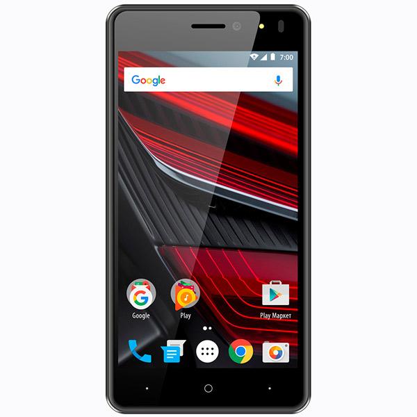 Смартфон Vertex Impress Energy 4G Graphite energy