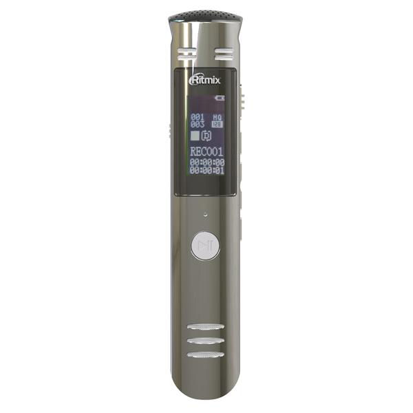 Диктофон цифровой Ritmix RR-190 8Gb