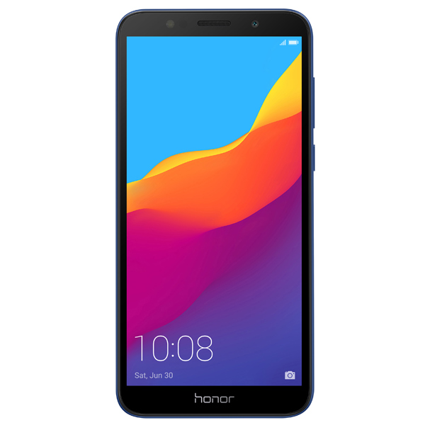 Смартфон Honor 7A 16Gb Blue (DUA-L22) фото