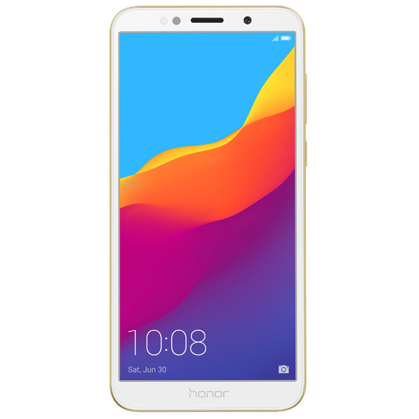 Смартфон Honor — 7A 16Gb Gold (DUA-L22)