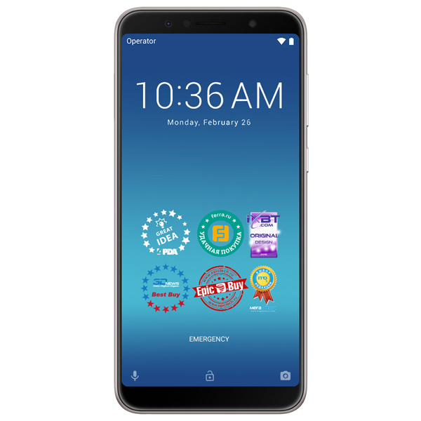 Смартфон ASUS ZenFone Max Pro (M1) ZB602KL 32Gb Silver(4H006RU)