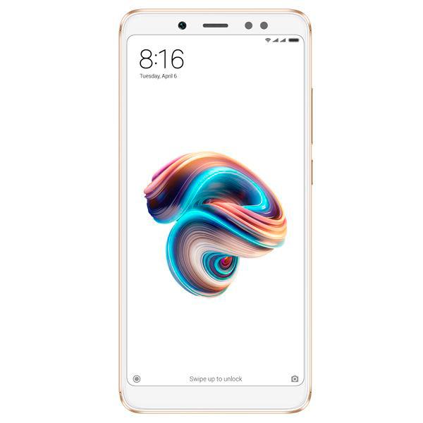 Смартфон Xiaomi Redmi Note 5 64Gb Gold смартфон xiaomi mi5s plus 64gb grey