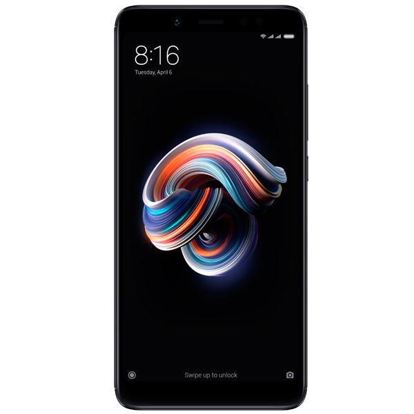 Смартфон Xiaomi Redmi Note 5 64Gb Black смартфон xiaomi mi5s plus 64gb grey