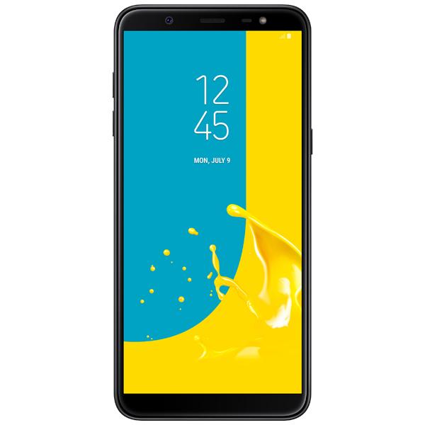 Смартфон Samsung Samsung Galaxy J8 (2018) Black (SM-J810F/DS) смартфон samsung galaxy j7 neo sm j701f ds silver