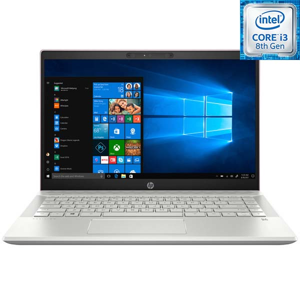 Ноутбук HP — Pavilion 14-ce0051ur 4RK83EA