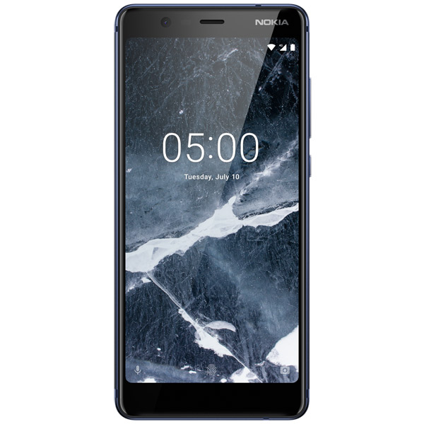 Смартфон Nokia 5.1 DS Blue (TA-1075)
