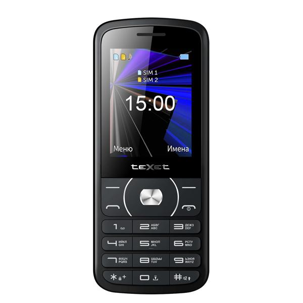 Мобильный телефон teXet — TM-D229