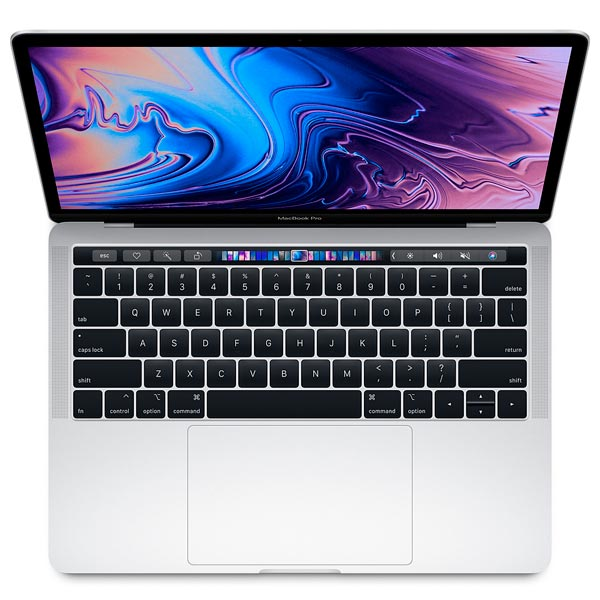 Ноутбук Apple MacBook Pro 13 TB i5 2,3/8/256SSD Sil (MR9U2)