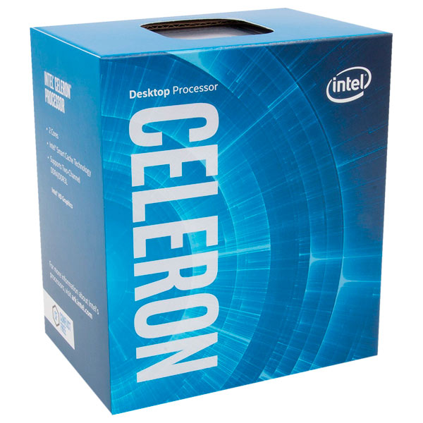 Процессор Intel — Celeron G3950 3,0Ghz/2Mb Box (BX80677G3950SR35J)