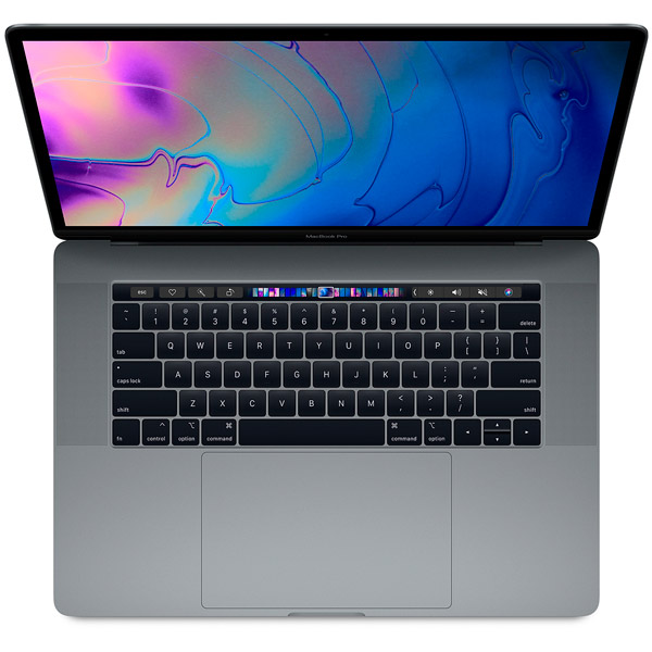 Ноутбук Apple Apple MacBookPro 15 T.Bar i7 2,2/32/R555 4Gb/512 SSD SG