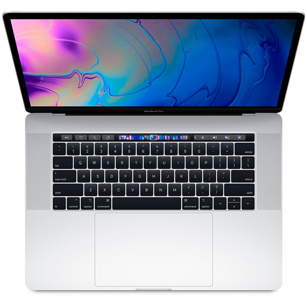 Ноутбук Apple Apple MacBookPro 15 T.Bar i7 2,2/32/R555 4Gb/256SSD Sil электронная книга pocketbook 626 plus grey 6 e ink carta 1024x758 touch screen 1ghz 256mb 4gb microsdhc подсветка дисплея
