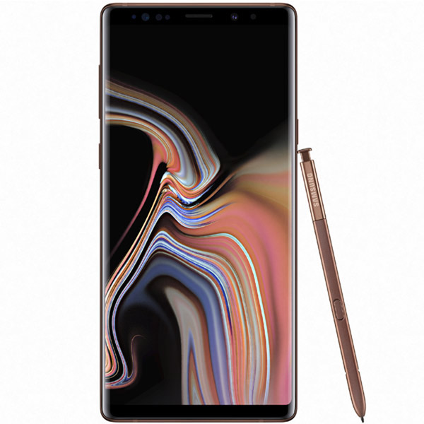 Смартфон Samsung Galaxy Note 9 512Gb Медь