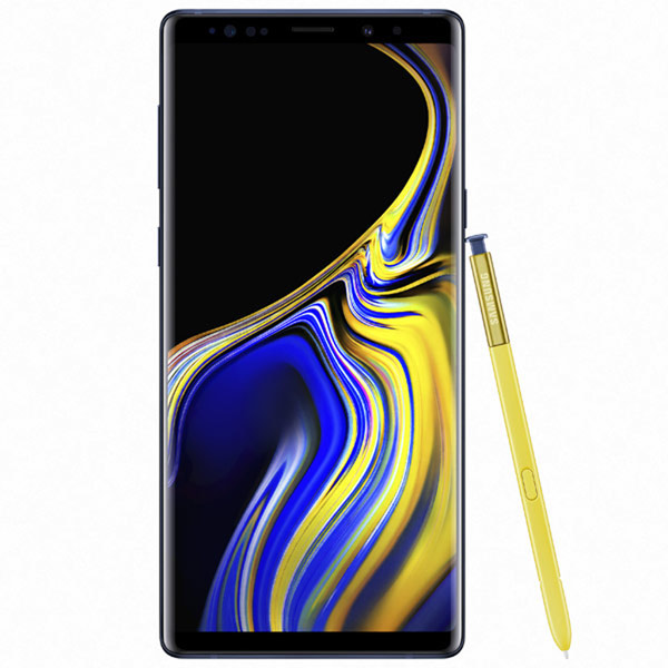 Смартфон Samsung Galaxy Note 9 128Gb Indigo