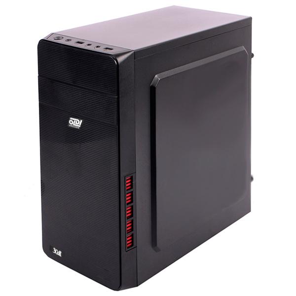 Системный блок Oldi Computers Office 100R 0620181