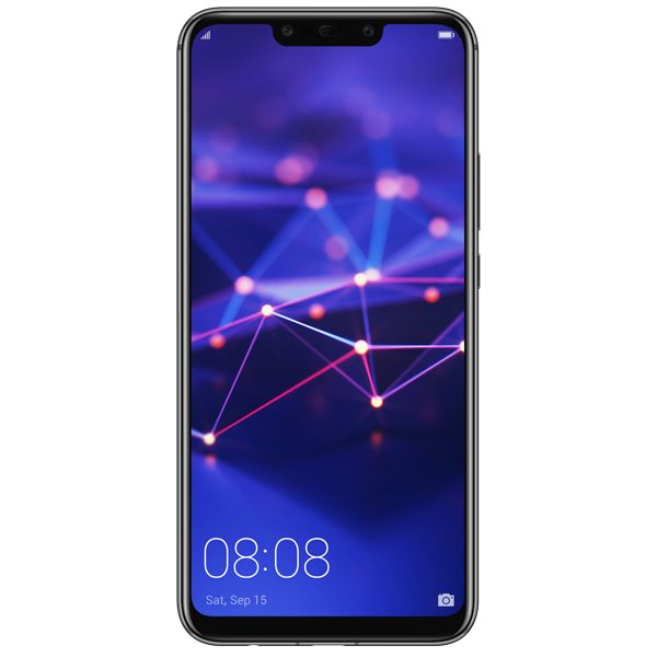 Смартфон Huawei Mate 20 lite Graphite Black (SNE-LX1)
