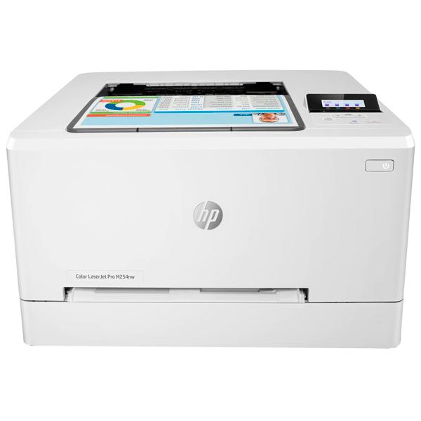 Лазерный принтер (цветной) HP Color LaserJet Pro M254nw