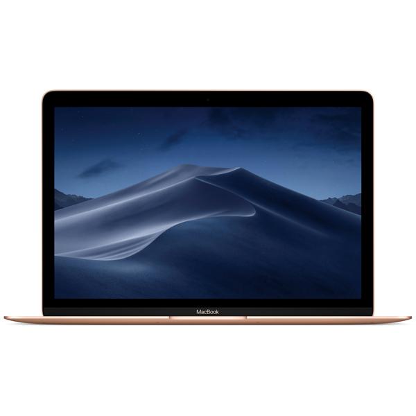 Ноутбук Apple MacBook 12 Core i5 1.3/8/512SSD Gold (MRQP2RU/A)