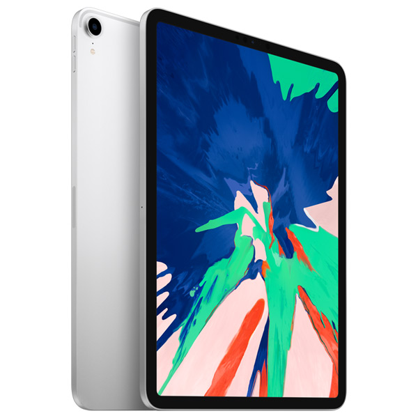 """Купить Планшетный компьютер Apple iPad Pro 11"""" 64Gb Wi-Fi Cellular Silver в каталоге интернет магазина М.Видео по выгодной цене с доставкой, отзывы, фотографии - Москва"""