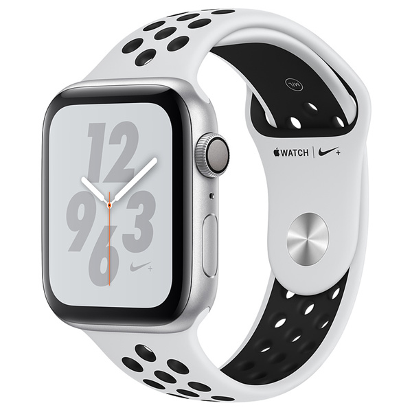 Смарт-часы Apple Watch S4 Nike+ 40mm Silver Al/Bl Nike Sport Band