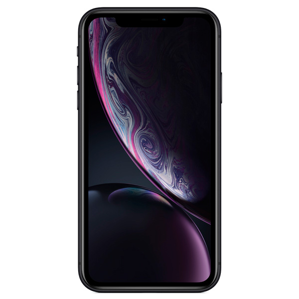 Смартфон Apple — iPhone XR 64GB Black (MRY42RU/A)