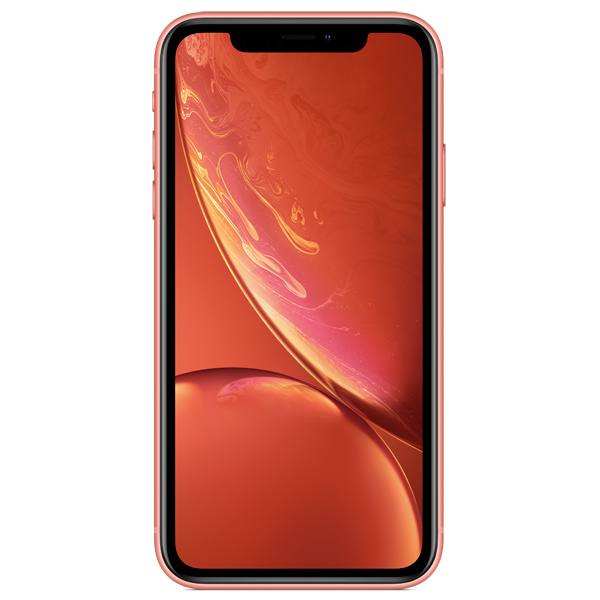 Смартфон Apple — iPhone XR 64GB Coral (MRY82RU/A)