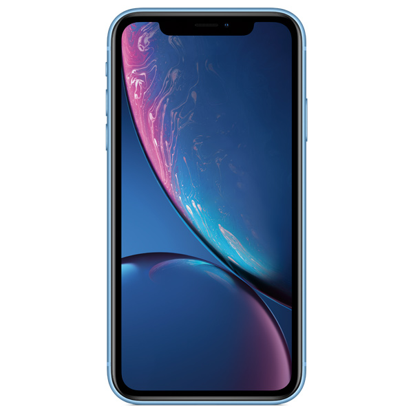 Смартфон Apple — iPhone XR 64GB Blue (MRYA2RU/A)