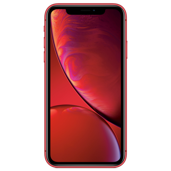 Смартфон Apple iPhone XR 128GB RED (MRYE2RU/A)