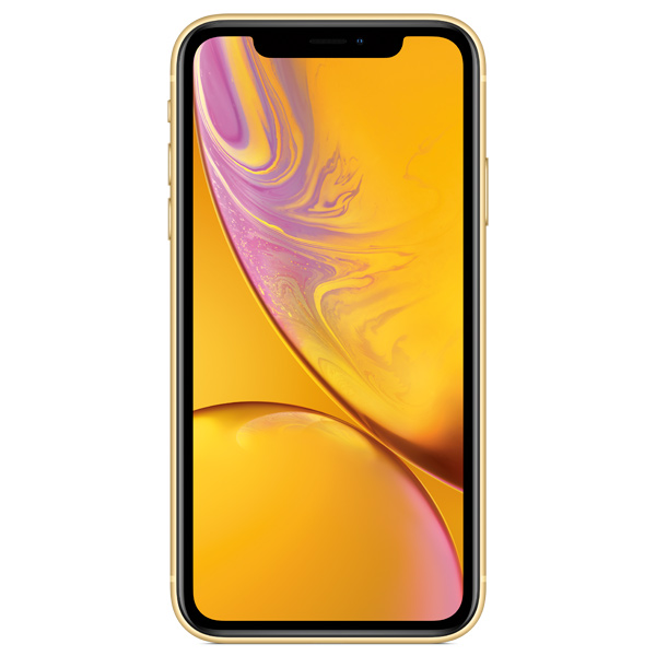 Смартфон Apple — iPhone XR 128GB Yellow (MRYF2RU/A)